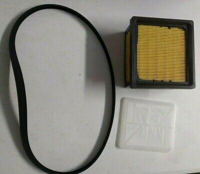 Husqvarna K760 Tune Up Air Filter Pre Filter  Belt