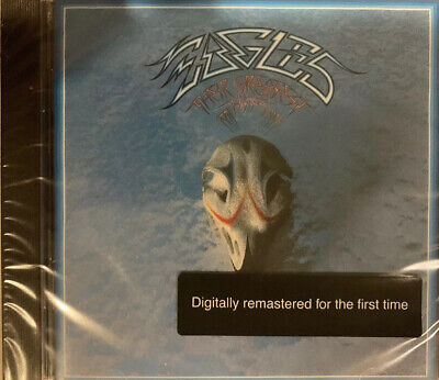 Eagles - Their Greatest Hits 1971-1975 CD Remastered - New Free First Class Ship