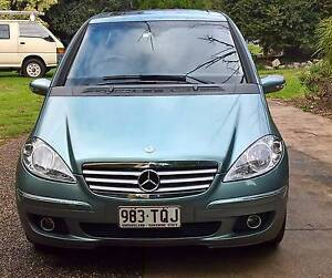 2005 Mercedes-Benz A200 Hatchback Tamborine Mountain Ipswich South Preview