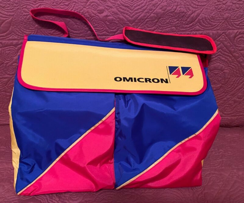 OMICRON CMC 356/256 Soft bag case For simple mechanical protection.