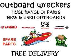 Outboard motor wreckers/ parts yamaha mercury johnson evinrude Elizabeth Bay Inner Sydney Preview