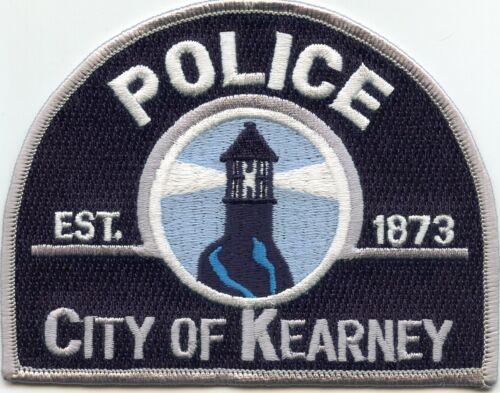 KEARNEY NEBRASKA NE Lighthouse POLICE PATCH