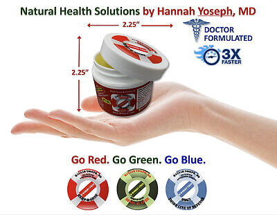 Herp-B-Gone Red/Green/Blue Bundle: Herpes Treatment Suppression 2