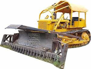 CAT D4 Dozer with Stick Rake & Tree Spear, Call 0477 97EMUS Tully Cassowary Coast Preview