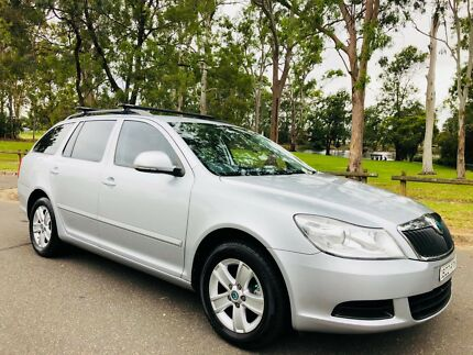 2011 SKODA OCTAVIA 1Z TSI WAGON 6 SPEED MANUAL LOW KM LONG REGO Camden Camden Area Preview