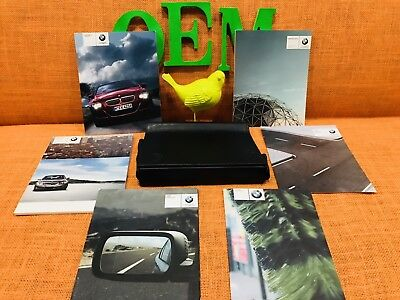 2008 BMW M6 OWNERS MANUAL +NAVI  SECT 2009 2010 (OeM) 02/08 UPDTE CLEAN V10 SMG