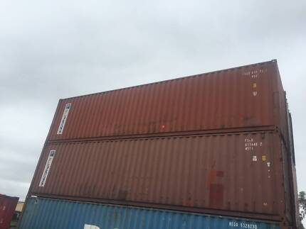 40ft HC Sea Shipping Containers Maddington Gosnells Area Preview