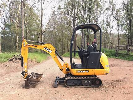 Excavator JCB 8014 Gympie Gympie Area Preview