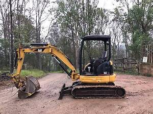 Excavator CAT 303CR Gympie Gympie Area Preview