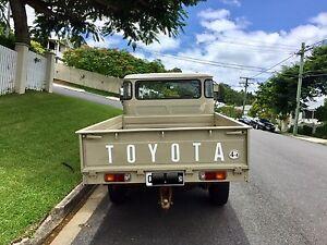1983 Toyota Landcruiser HJ47 2H Norman Park Brisbane South East Preview