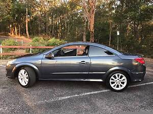 2007 Holden Astra Convertible Kincumber Gosford Area Preview