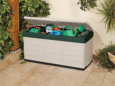 Keter Pack And Go Plastic Garden Picnic Storage Box