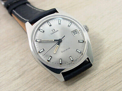 Omega Vintage Geneve Manual Wind Men's Watch