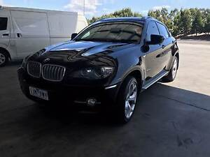 2009 BMW X6 Coupe Essendon Moonee Valley Preview