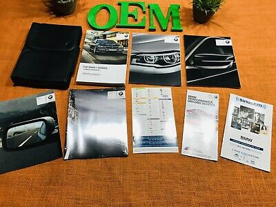 2017 BMW 7 SERIES 740i 740Li 750i 750Li xDRIVE OWNERS MANUAL (FULL SET 740 750 M Bmw 7 Series Owners Manual