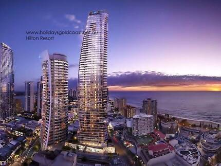 Hilton Resort - Apartment Accommodation Surfers Paradise