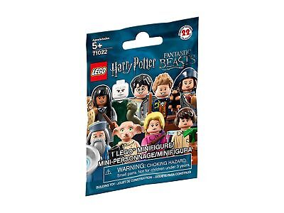 LEGO Harry Potter and Fantastic Beasts 71022 Minifigure Series Sealed Blind Bags