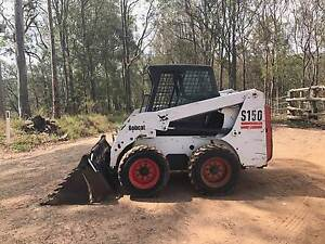 Bobcat S150 Gympie Gympie Area Preview