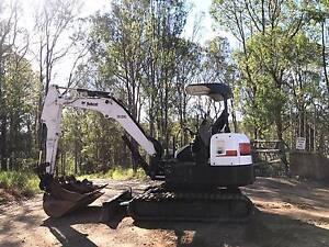 Excavator Bobcat E42 Gympie Gympie Area Preview