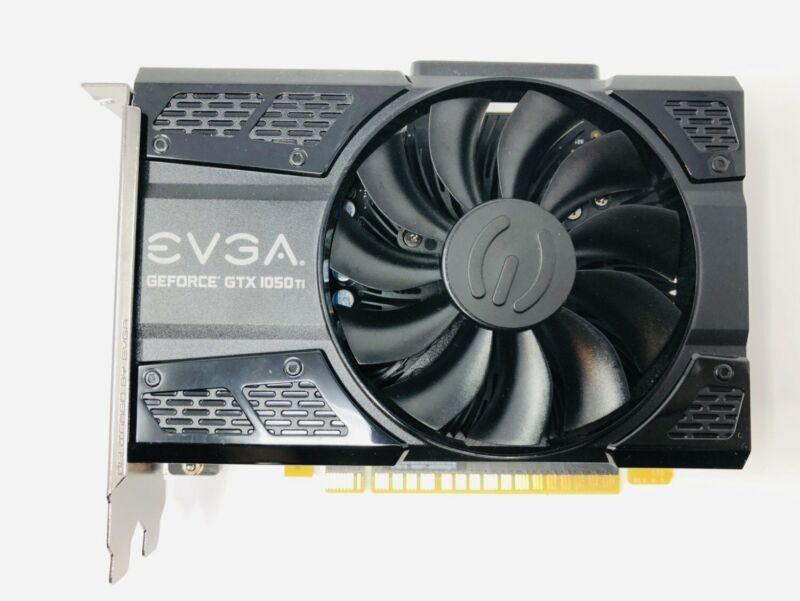 EVGA Geforce GTX 1050 Ti SC 4GB Mini ITX