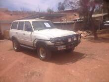 1992 Toyota LandCruiser Wagon 80 Series Coober Pedy Far North Preview