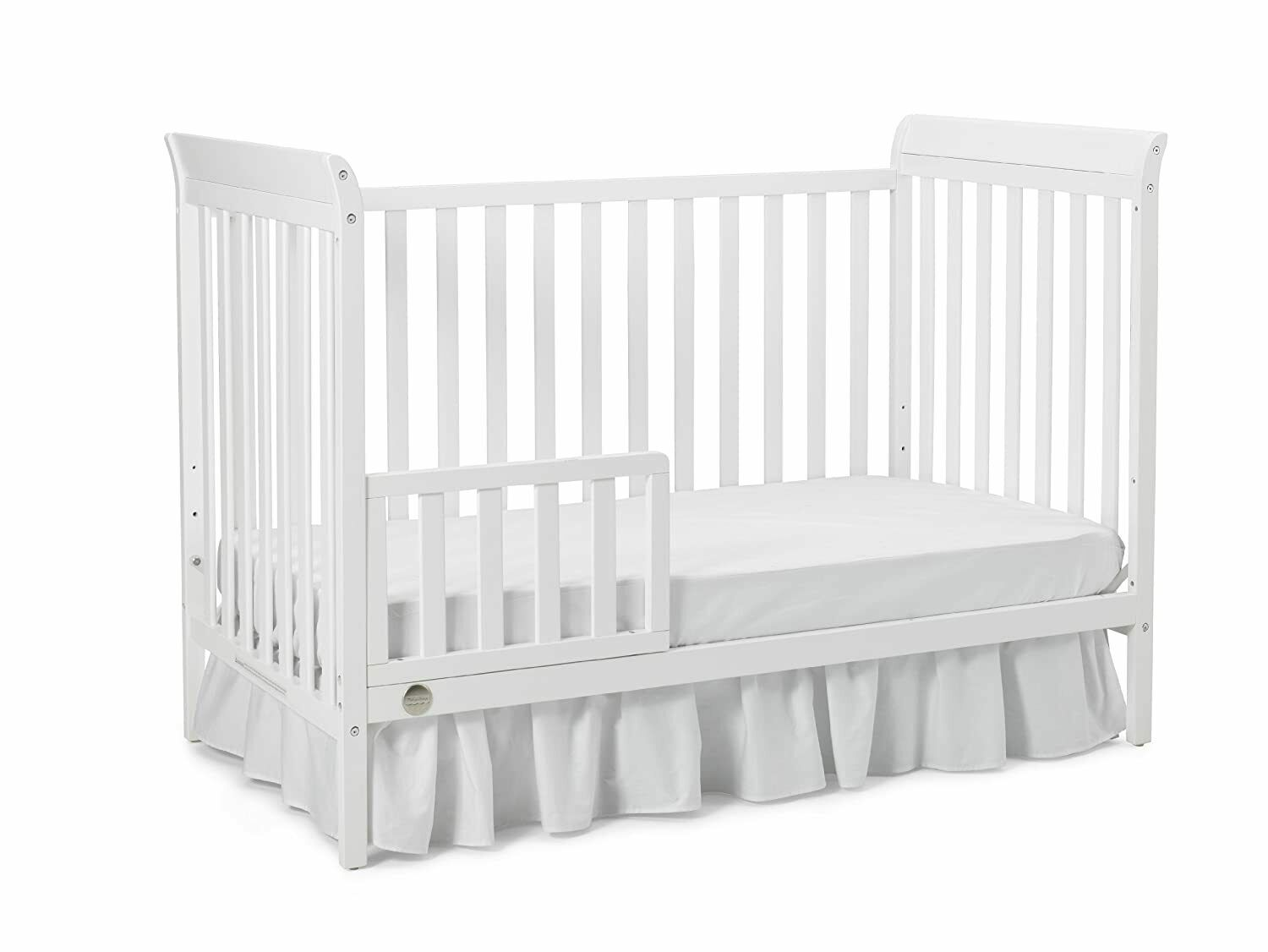 new fisher price universal guardrail for convertible