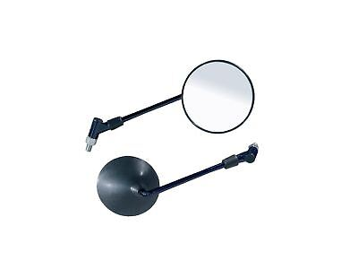 BIKEIT MOTORCYCLE BIKE <em>YAMAHA</em> REPLACEMENT ROUND MIRROR RD125LC RD250LC