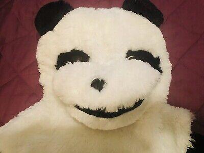 Children Little Lovely Panda Cosplay Costume Animal Panda Fancy Dress Halloween](Halloween Panda Costume)