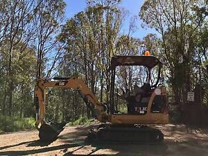 Excavator CAT 301.8 C Series Gympie Gympie Area Preview