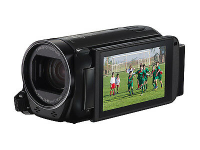 Canon Vixia HF R72 32GB Wi-Fi 1080p HD Video Camera Camcorder New