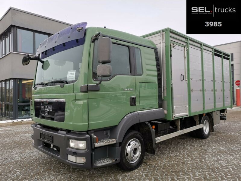 MAN TGL 8.180 4x2 BL / 1 Stock / German