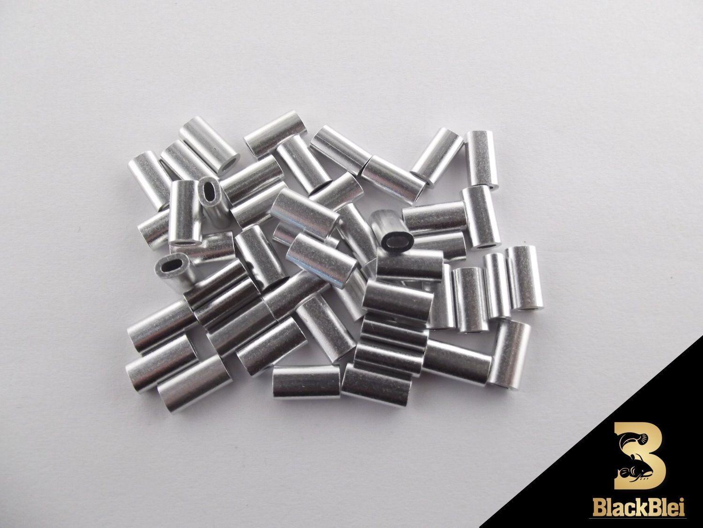 1,6mm 500 Jenzi Klemm-Hülsen