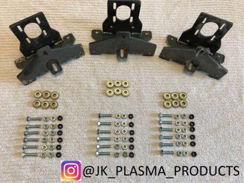 "CNC Router/Plasma Gantry/Carriage/Rail Car - NEMA 23 motor - 2x2"", 2x3"" or 2x4"""