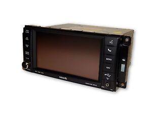 Jeep Chrysler Dodge RHR 730N GPS Navigation Radio CD Low Speed MyGig MP3 AUX OEM