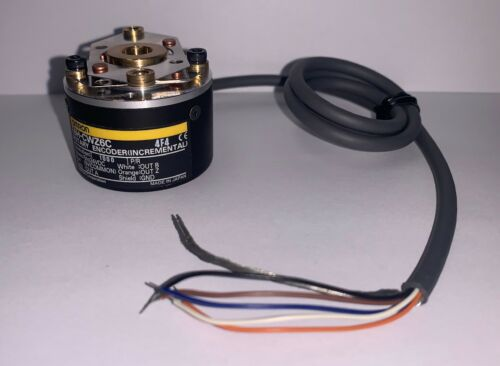 Brand New!!! Omron Rotary Encoder (Incremental) (#E6H-CWZ6C)