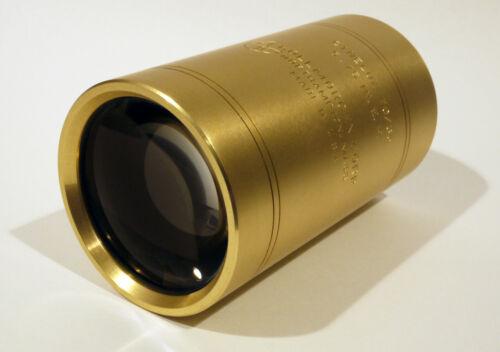 Kollmorgen Cinelux 70/35 5.75 inch E.F. 70mm / 35mm cinema projection lens