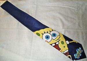 spongebob tie ebay