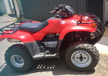 Honda Quad 250TRX As New Rose Park Burnside Area Preview