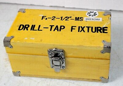 F3 Drill Tap Fixture Six Phase Revolving Tailstock Turret