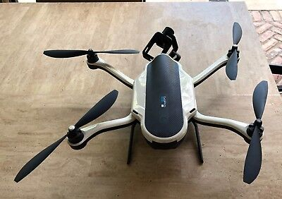 GoPro Karma Drone with Controller, Stabilizer, Grip & 3 batteries Hardly Used