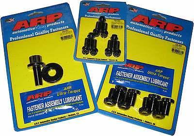 ARP Pressure plate Flywheel Crank Bolt 108-2202 208-2802 208-2501 B Series Combo