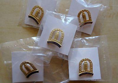 Five Loyal Order of Moose 1999-2000 Lodge Merit Award Lapel Pins New