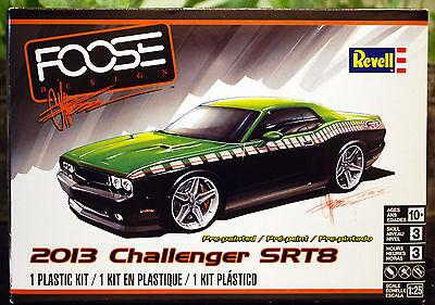 Dodge Challenger SRT8 2013 lila 1:25 Model Kit plum Revell 4308 NEU