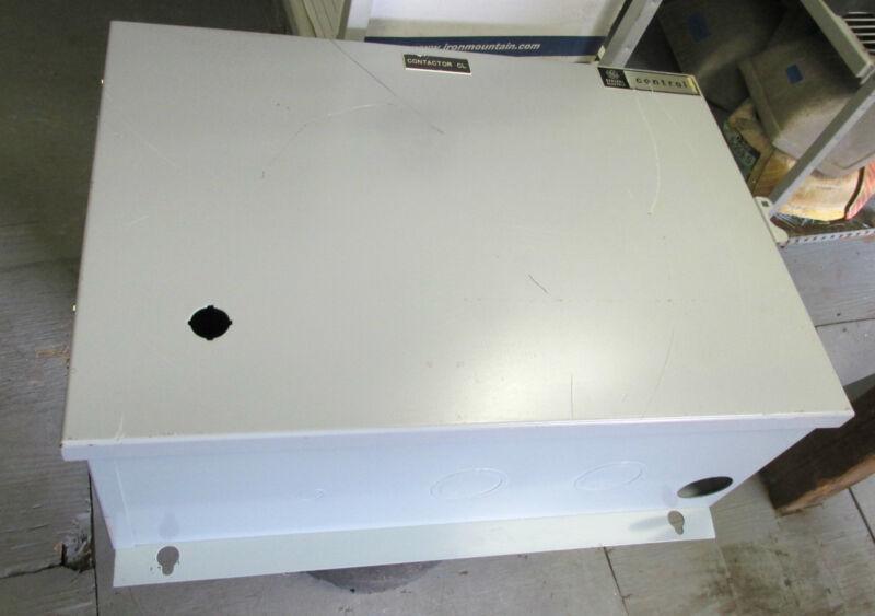* General Electric Control Contactor Cat# CR360MA513AC ..  120V Coil  .. X-64