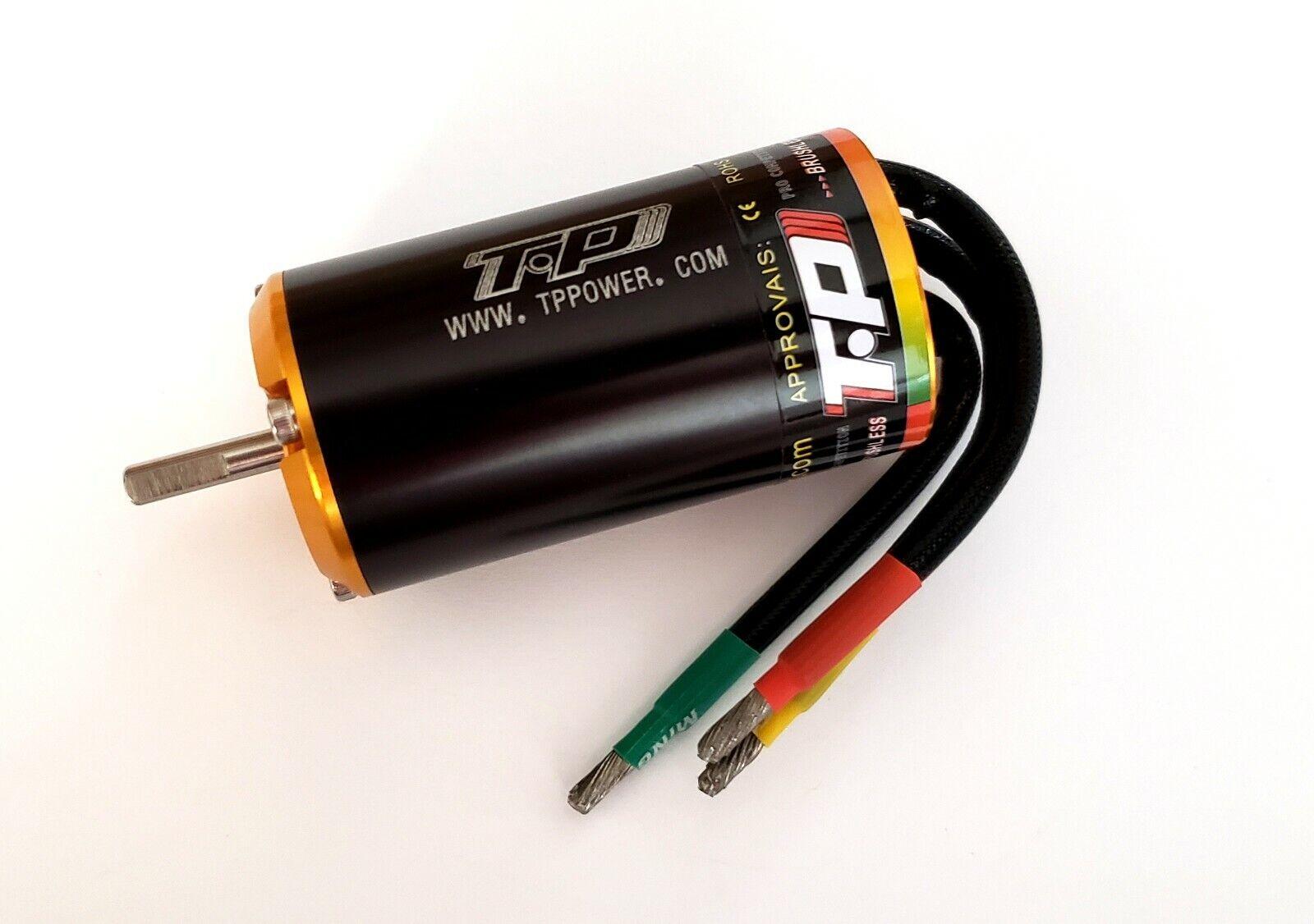 TP Power TP3640 6600kv Brushless Motor TP3640 with 5mm shaft