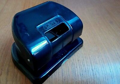 Original Hole Punch Model No. 28 LEITZ Germany Modernist Bauhaus Period Design