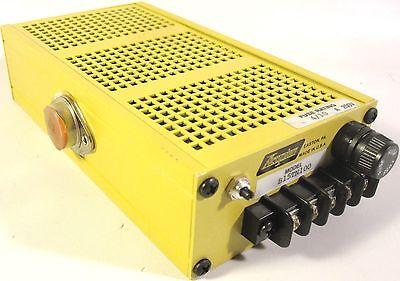 Acopian Linear Regulated Narrow Power Supply 15v 1a B15tn100 Made In Usa