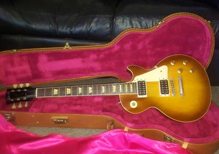 2000 Gibson les paul classic '1960' reissue