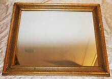 Gilt Gold Ornate Framed Mirror South Windsor Hawkesbury Area Preview