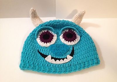 Шаблоны Super Cute Child's Sulley (Monsters